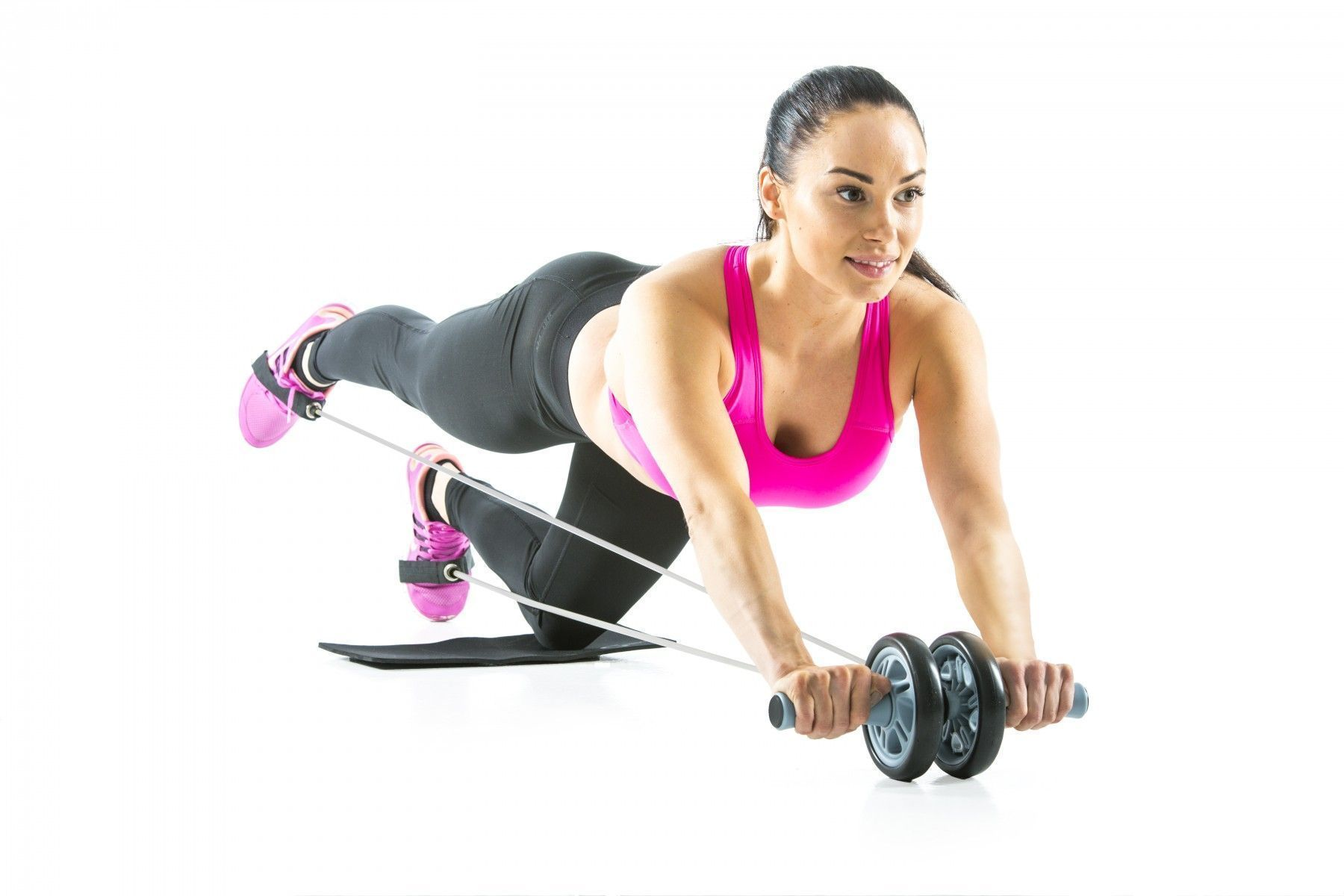 ULTIMATE EXERCISE ROLLER + DVD - UER2