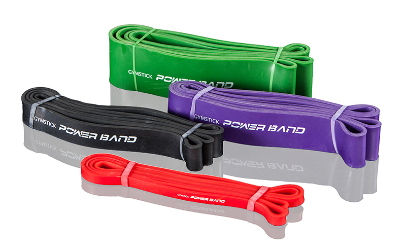 POWER BAND - Light / Red -