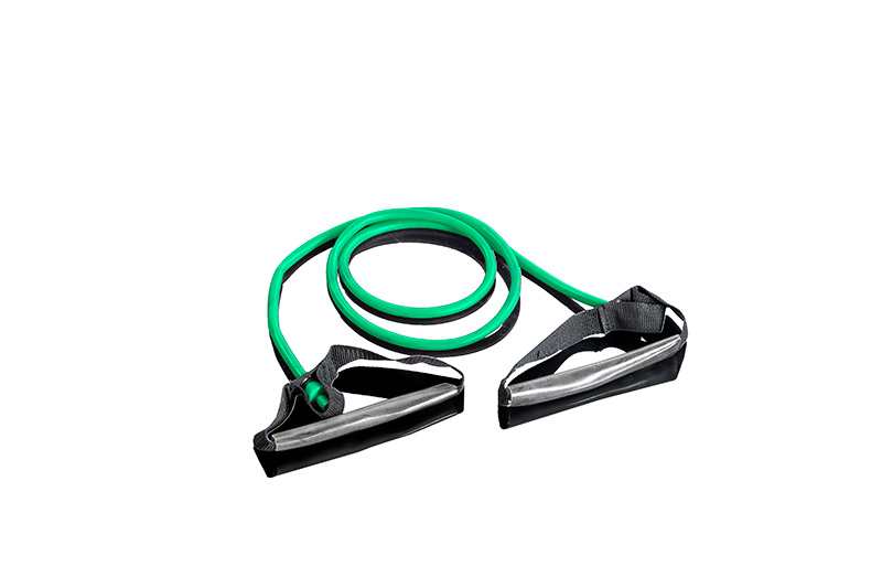 TUBING WITH HANDLES - light / green -