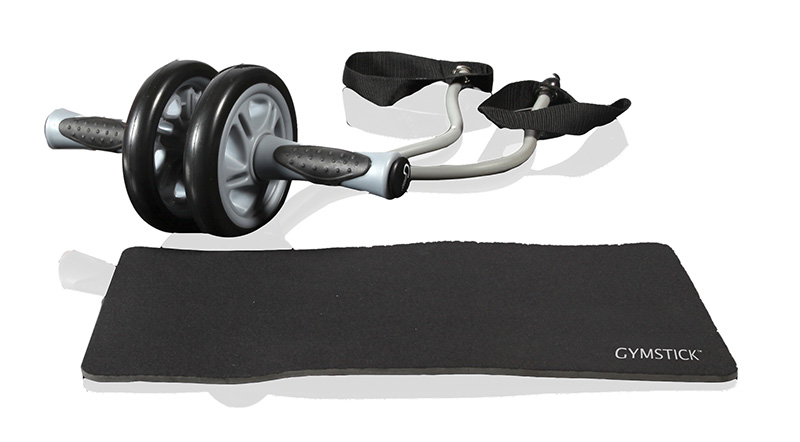 ULTIMATE EXERCISE ROLLER + DVD -